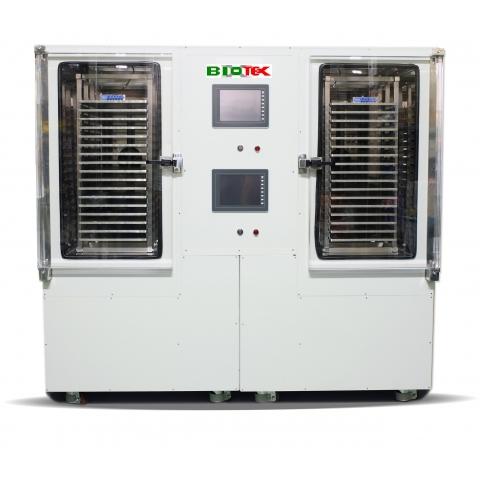 棚板式真空冷凍乾燥機